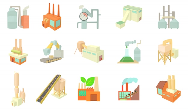Werks-icon-set