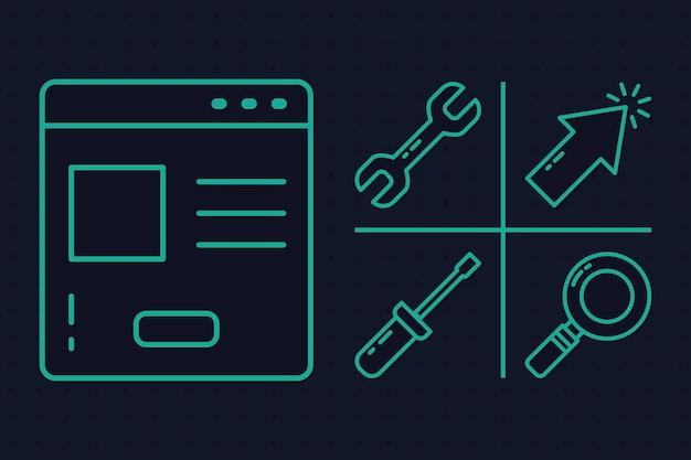 Werkzeuge und unterstützung