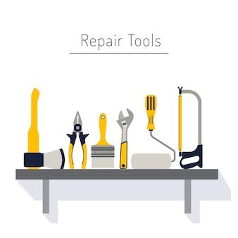 Werkzeuge zur reparatur