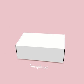 White-box-template-design