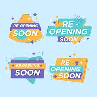 Wiedereröffnung bald abzeichen