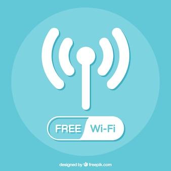 Wifi hintergrund design