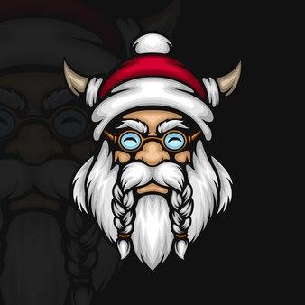 Wikinger santa