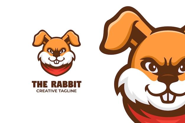 Wild monster rabbit e-sport-handyspiel-logo