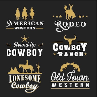 Wild-west-labels