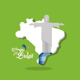 Willkommen im brasilien design