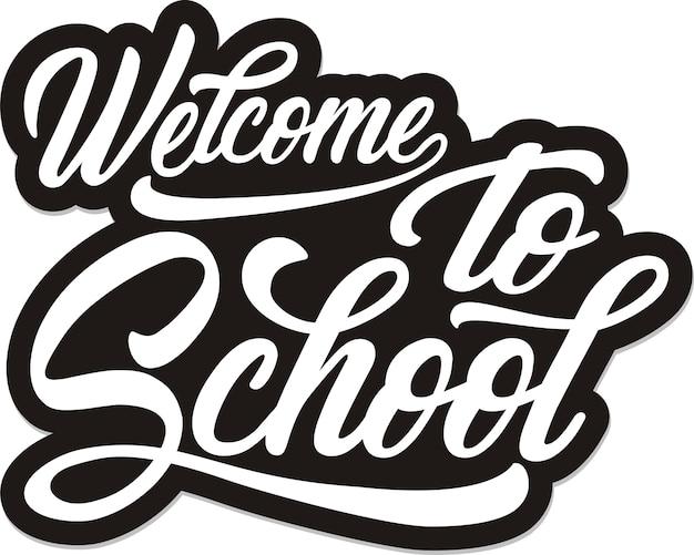Willkommen in der schule