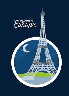 Willkommen in europa