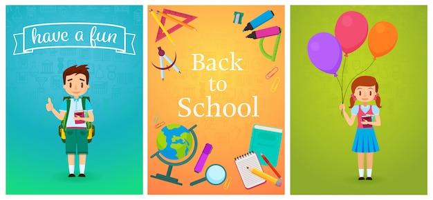 Willkommen zurück in der schule