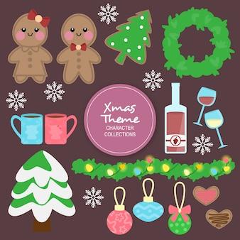 Wilson weihnachten winter zeichen