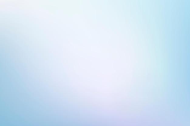 Winter blauer und rosa steigungshintergrundvektor