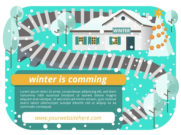 Winter-design