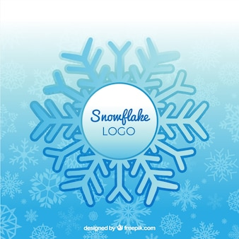 Winter-schneeflocke-logo