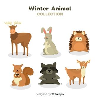 Wintertiersammlung