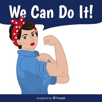 Wir können es schaffen!
