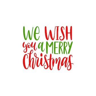Wir wünschen ihnen frohe weihnachten schriftzug.