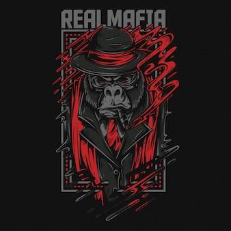Wirkliche mafia