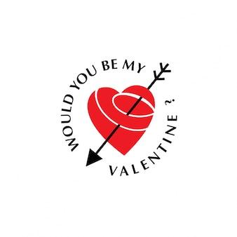 Wirst du mein valentinsschatz sein