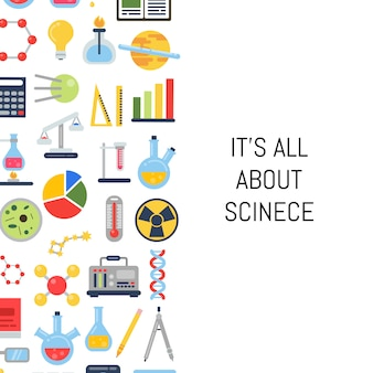 Wissenschaft symbole