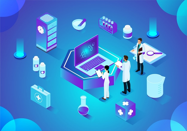 Wissenschaft und technologie medizinisch