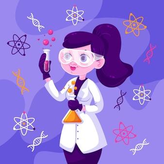 Wissenschaftlerin