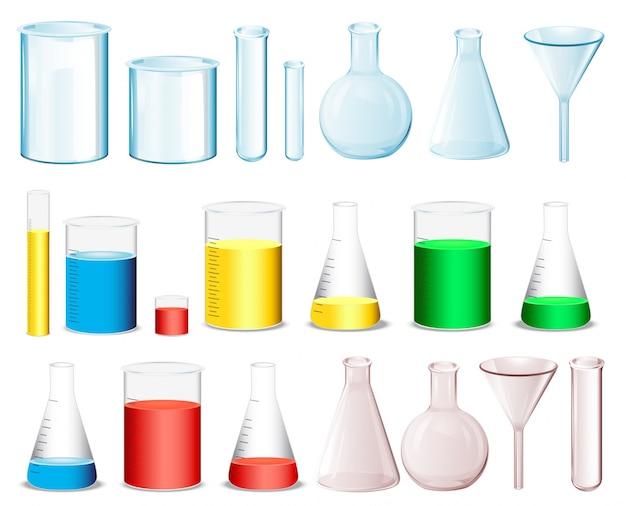 Wissenschaftliche behälter