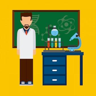 Wissenschaftliches labor