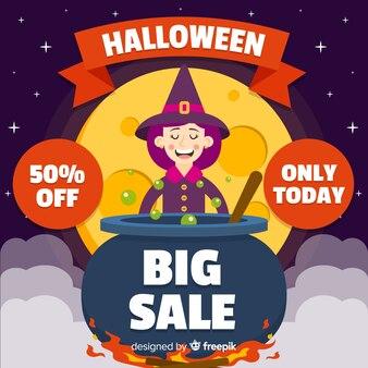 Witchy große verkäufe für halloween