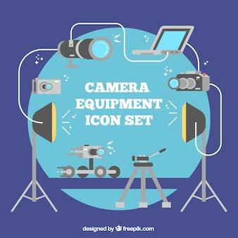 Wohnung kameraausrüstung set
