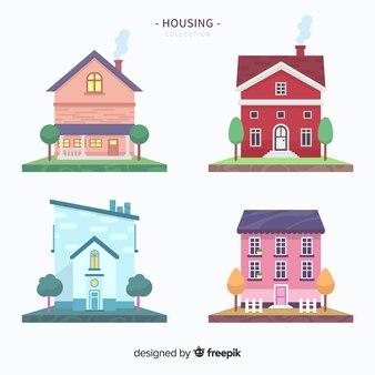 Wohnung wohnungssammlung