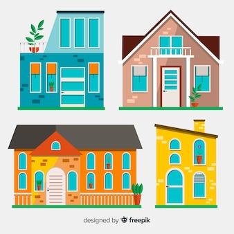 Wohnungssammlung
