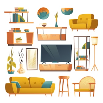 Wohnzimmer innenmöbel