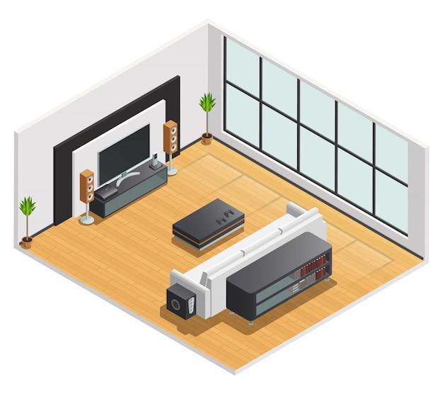 Wohnzimmer oder hotellounge