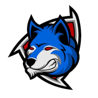 Wolfskopf-emblem