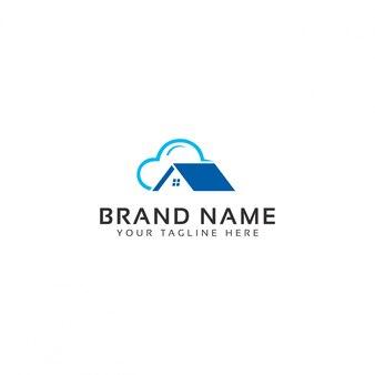 Wolke estate logo vorlage