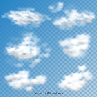Wolken sammlung