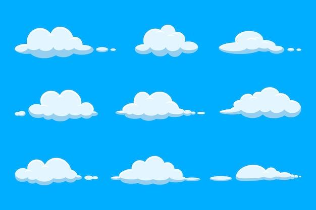 Wolkenkollektion