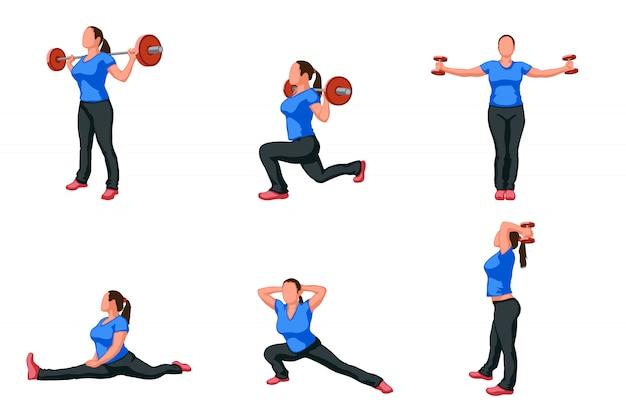 Workout-set