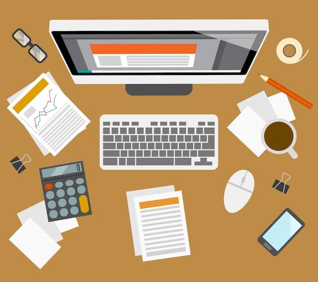 Workspace-design