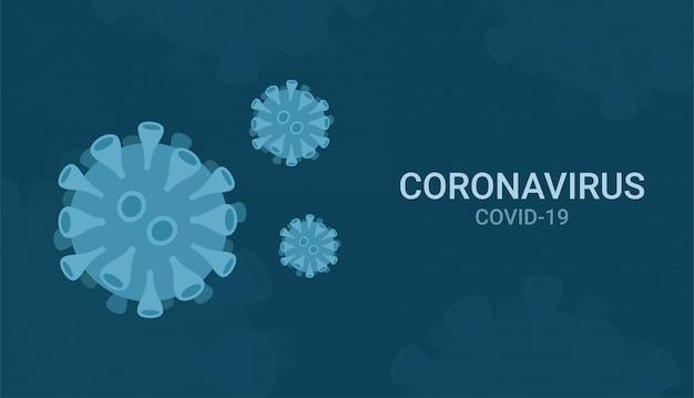 Wuhan-virus-krankheit, coronavirus 2019-ncov illustration