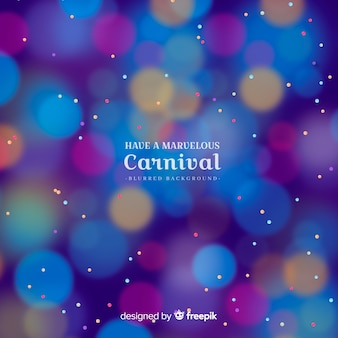 Wunderbarer karneval