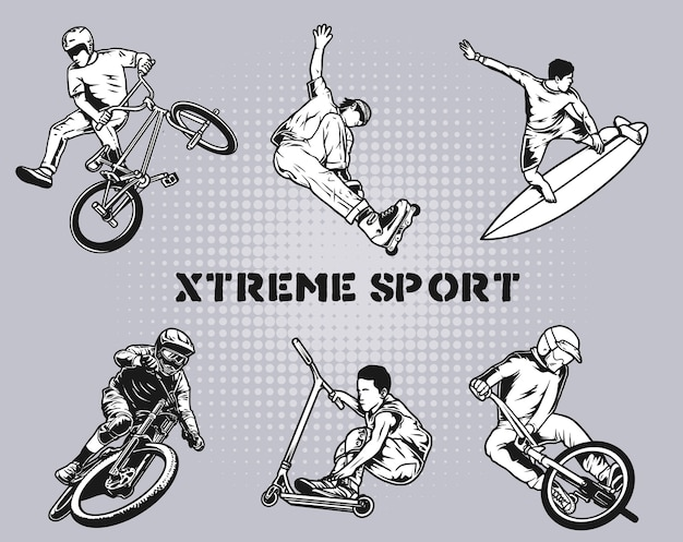 Xtreme sport pack