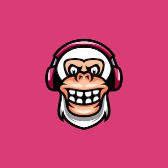 Yeti gaming design illustration