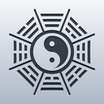 Yin yang-symbol