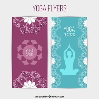 Yoga flyer-pack