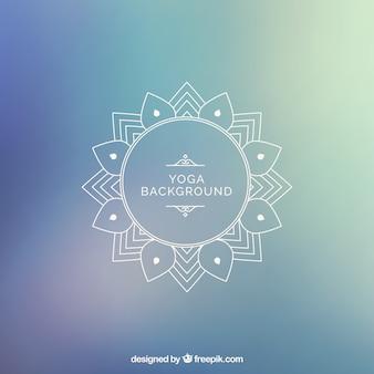 Yoga hintergrund