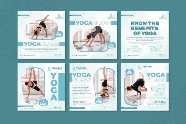 Yoga instagram beiträge