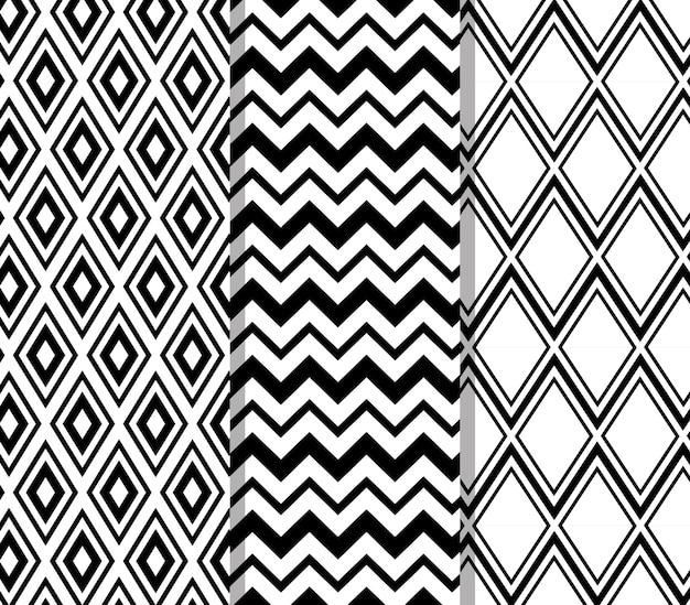 Zahlen geometrics monochrome hintergrund festlegen