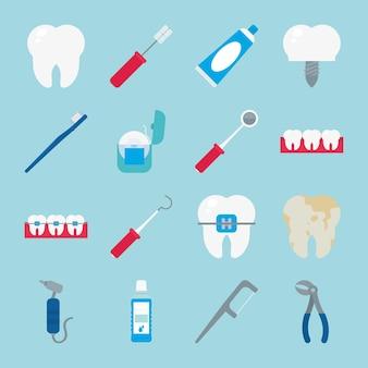 Zahn und zähne