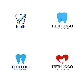Zähne Logo